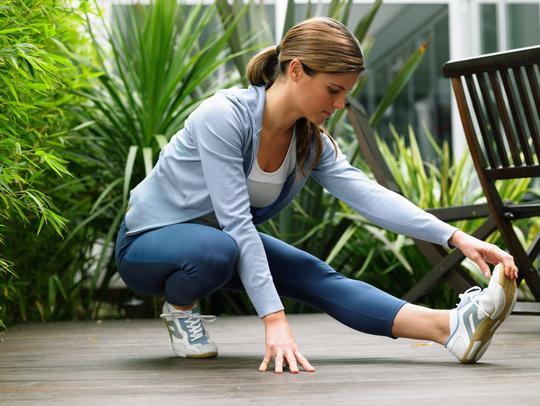 3 Movements of Gymnastics Shrink Stomach through Yoga