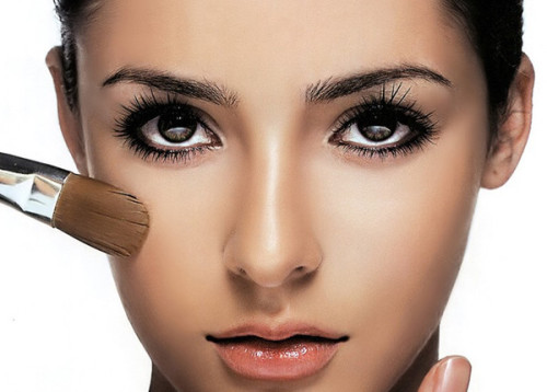 ... tips on how to makeup round face ...