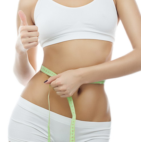ways to slimming the body naturally