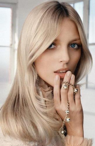 Bleach Hair Blonde